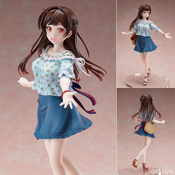 Rent-A-Girlfriend Chizuru Mizuhara