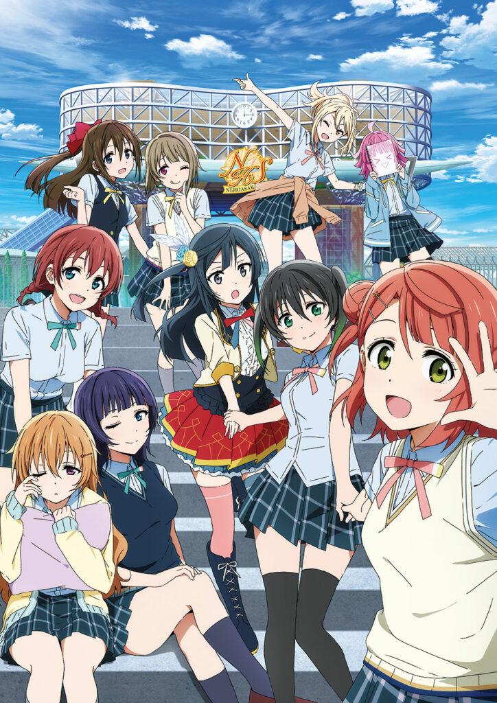 Love Live! Nijigasaki High School Idol Club anime trailer og premiere dato