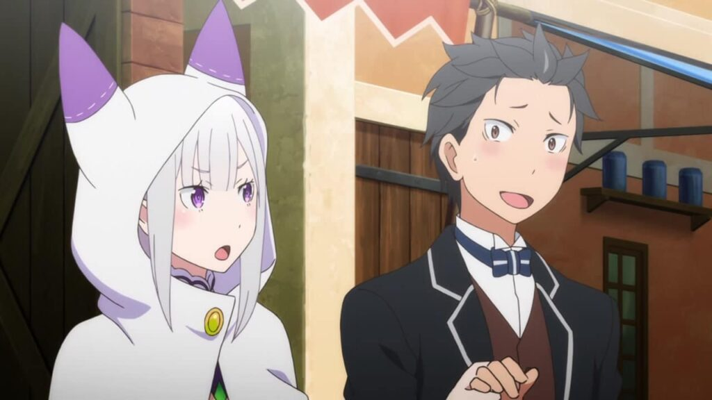 10: Re:Zero − Starting Life in Another World