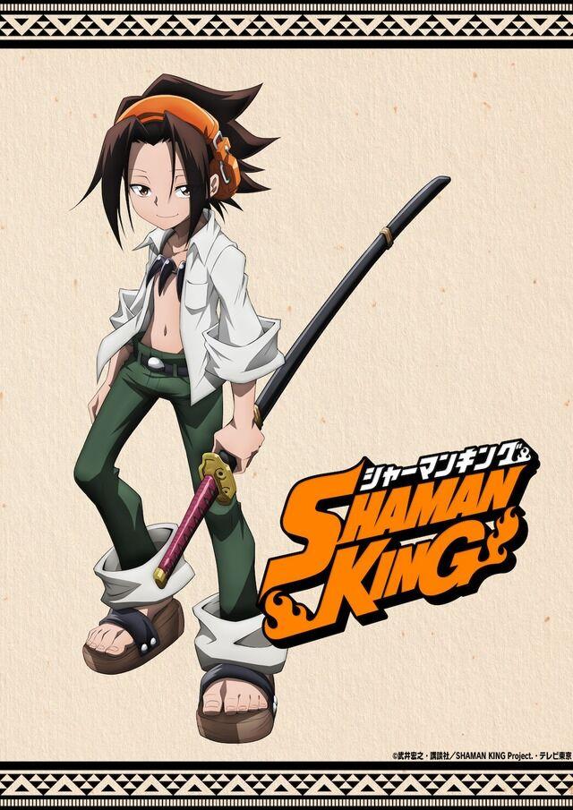 Ny Shaman King anime teaser