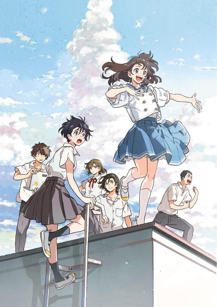 Sing a Bit of Harmony anime film til foråret 2021