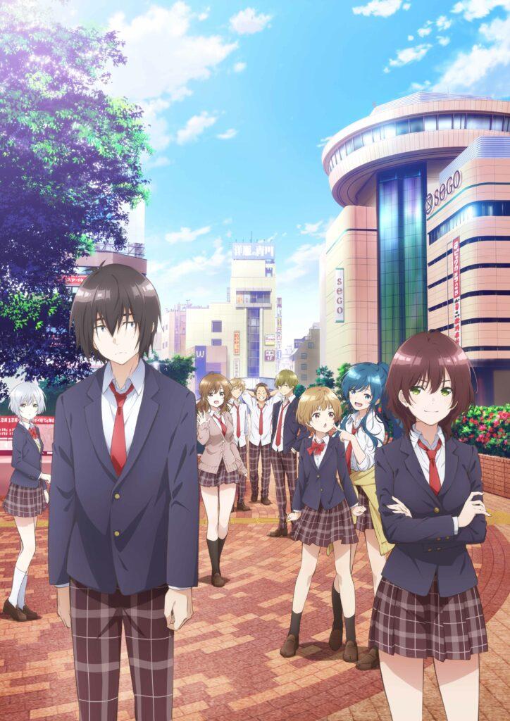Bottom-tier Character Tomozaki anime info