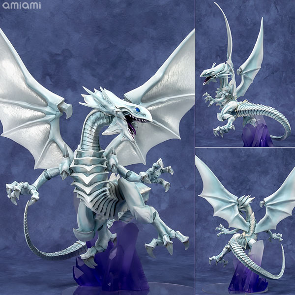 "ART WORKS MONSTERS ""Yu-Gi-Oh! Duel Monsters"" Blue-Eyes White Dragon"