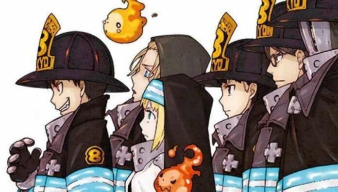 Fire Force har mere end tolv millioner manga eksemplarer i omløb over hele verden