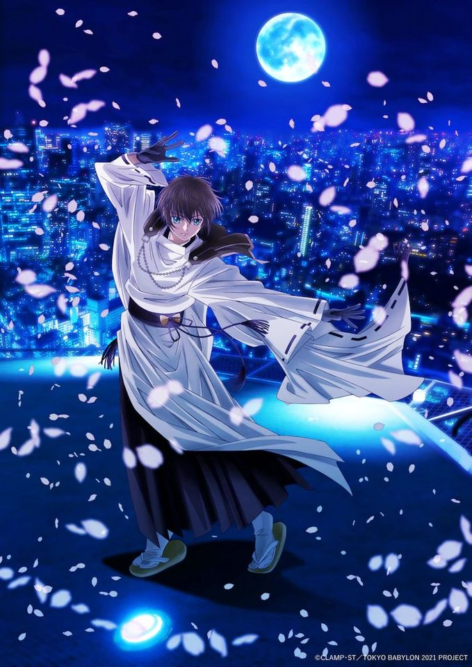 CLAMPs Tokyo Babylon manga kommer som TV anime i 2021 lavet af GoHands