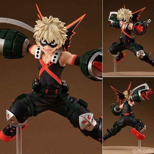POP UP PARADE My Hero Academia Katsuki Bakugo Hero Costume Ver.