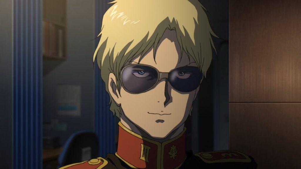 3: Char Aznable (Mobile Suit Gundam)