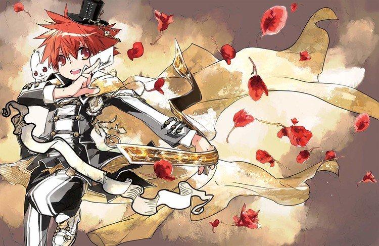 D.N.Angel mangaen slutter om tre kapitler