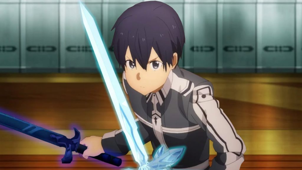 2: Kirito (Sword Art Online)