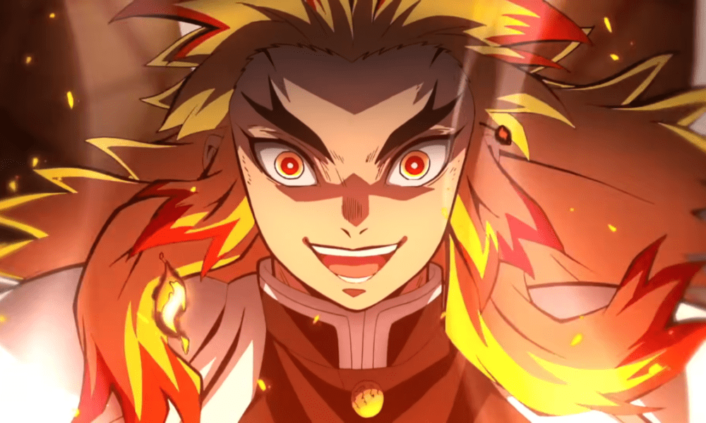 5: Kyojuro Rengoku (Demon Slayer)