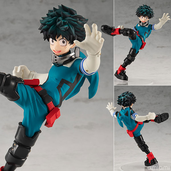 POP UP PARADE My Hero Academia Izuku Midoriya Costume Gamma Ver
