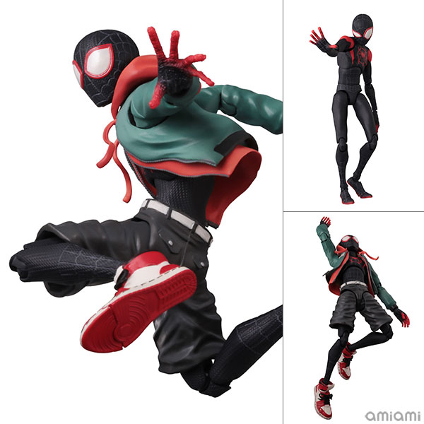 Spider-Man: Into the Spider-Verse SV Action Miles Morales / Spider-Man Action Figur
