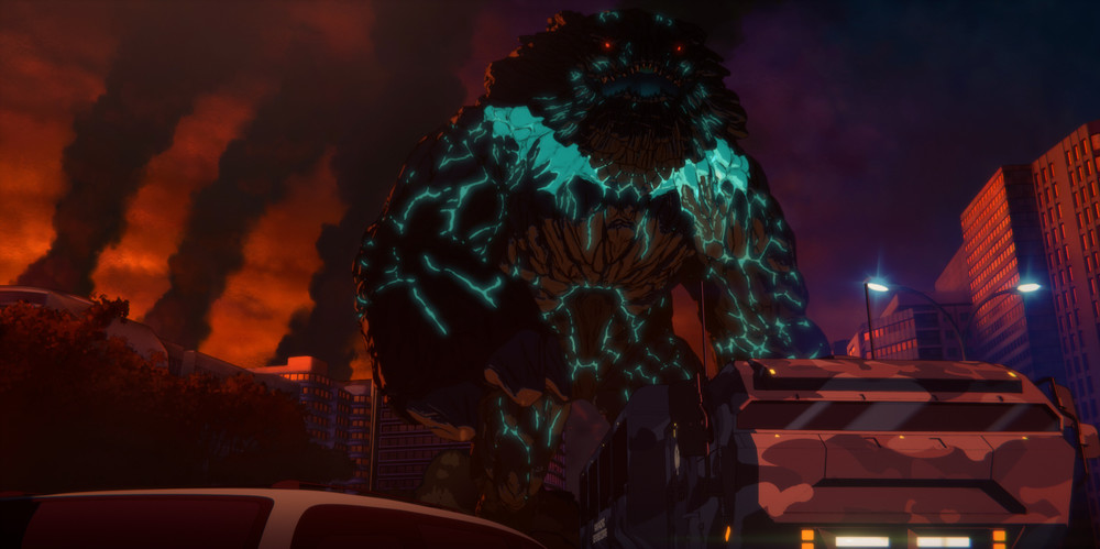 Pacific Rim: The Black anime serie kommer i 2021