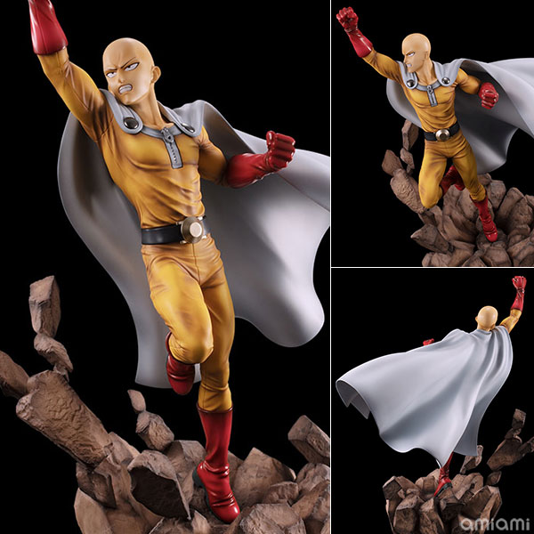 One-Punch Man Saitama -Breaking the Meteor Ver-