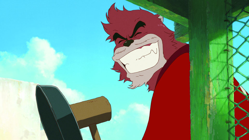 6. The Boy and the Beast (463 stemmer)
