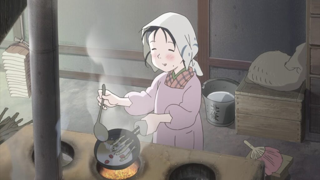 2. In This Corner of the World (1185 stemmer)