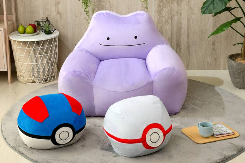 Pokémon Ditto stol