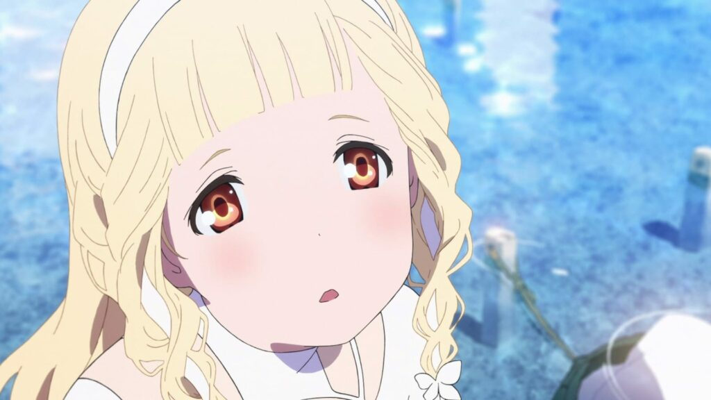 9. Maquia: When the Promised Flower Blooms (307 stemmer)