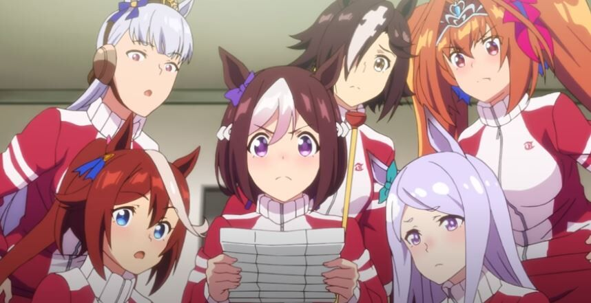 Uma Musume Pretty Derby TV anime sæson 2 trailer