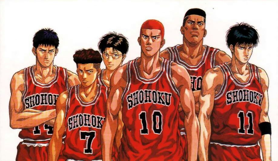 Slam Dunk basketball manga får en ny anime film