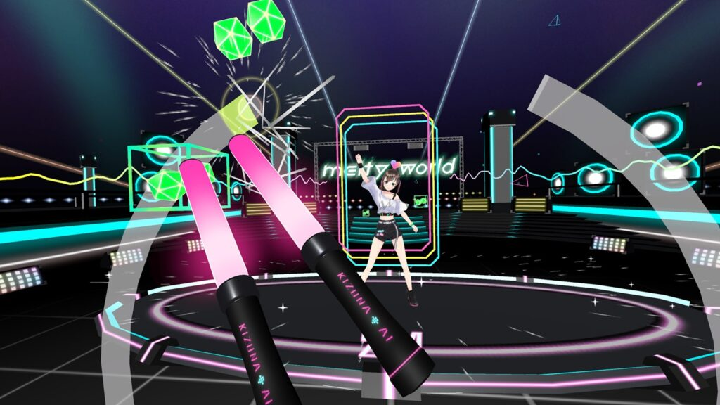Kizuna AI – Touch the Beat! (Oculus Quest) anmeldelse