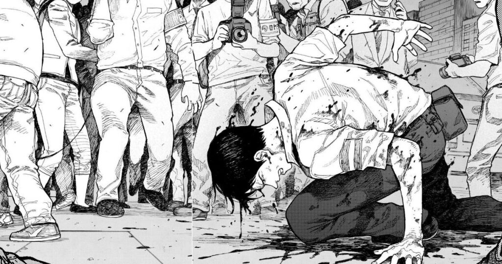 Ajin: Demi-Human mangaen er slut