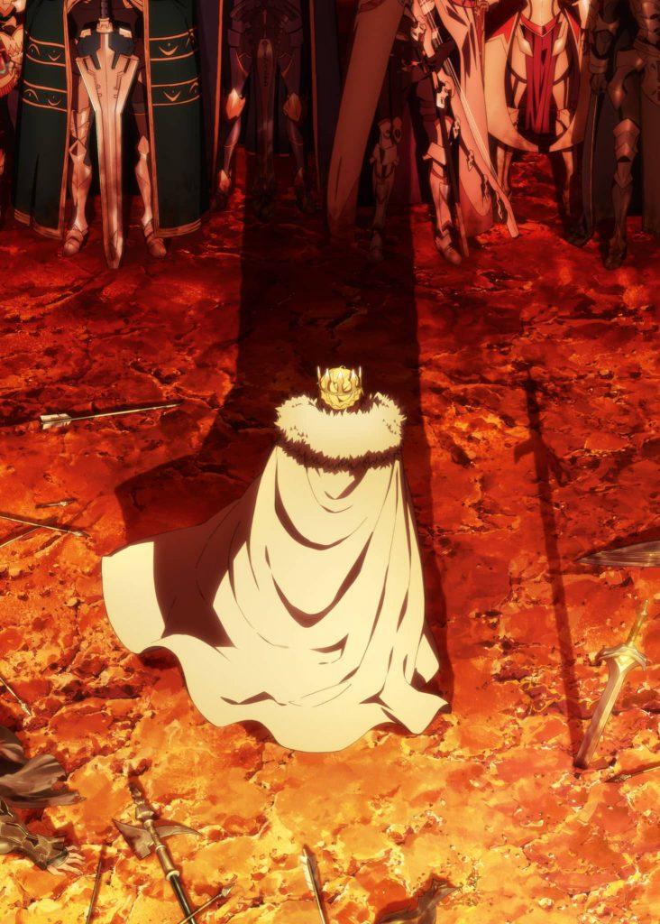 Fate/Grand Order Camelot : Paladin Agateram
