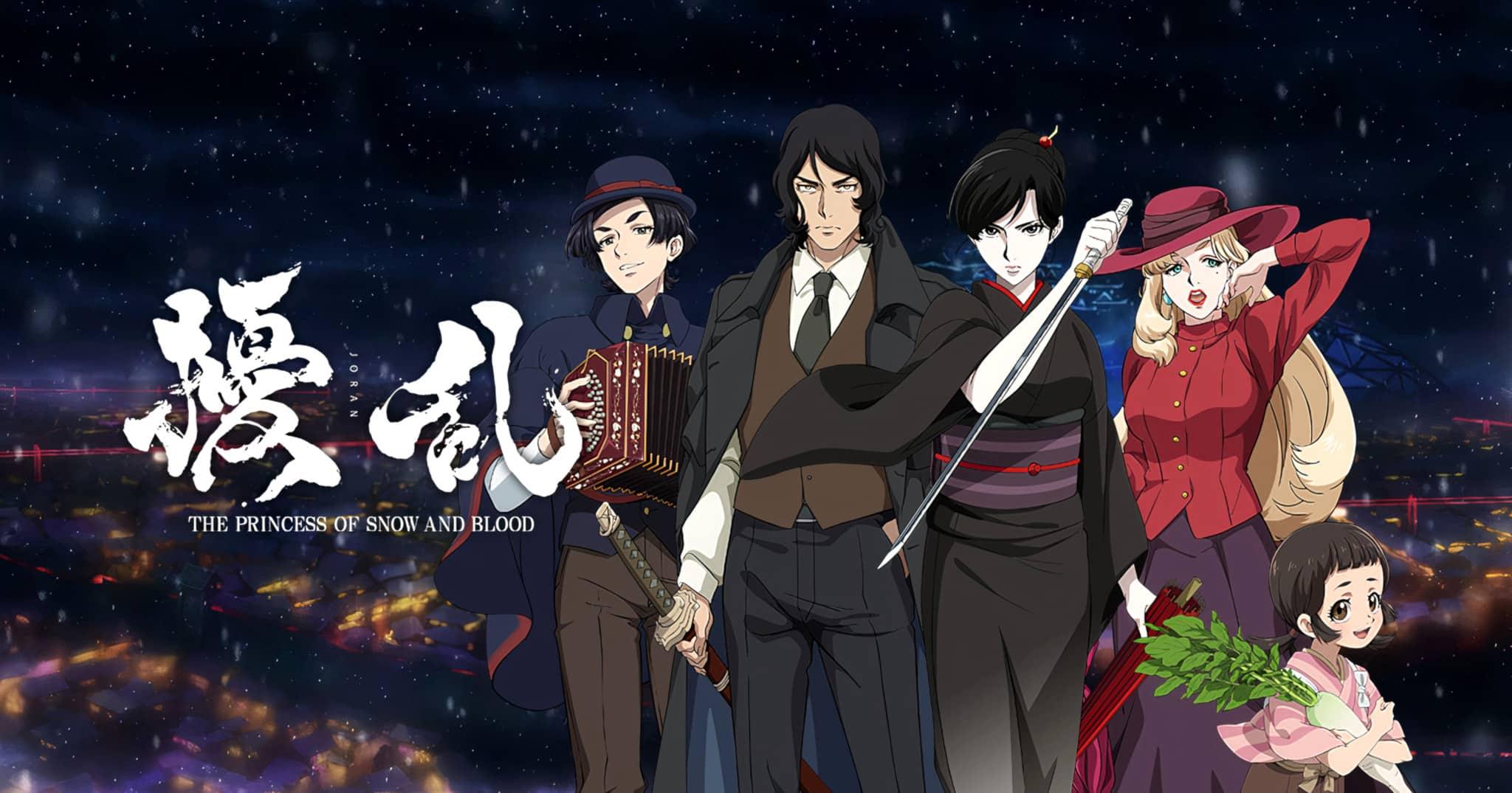 Forår 2021 anime opsummeret