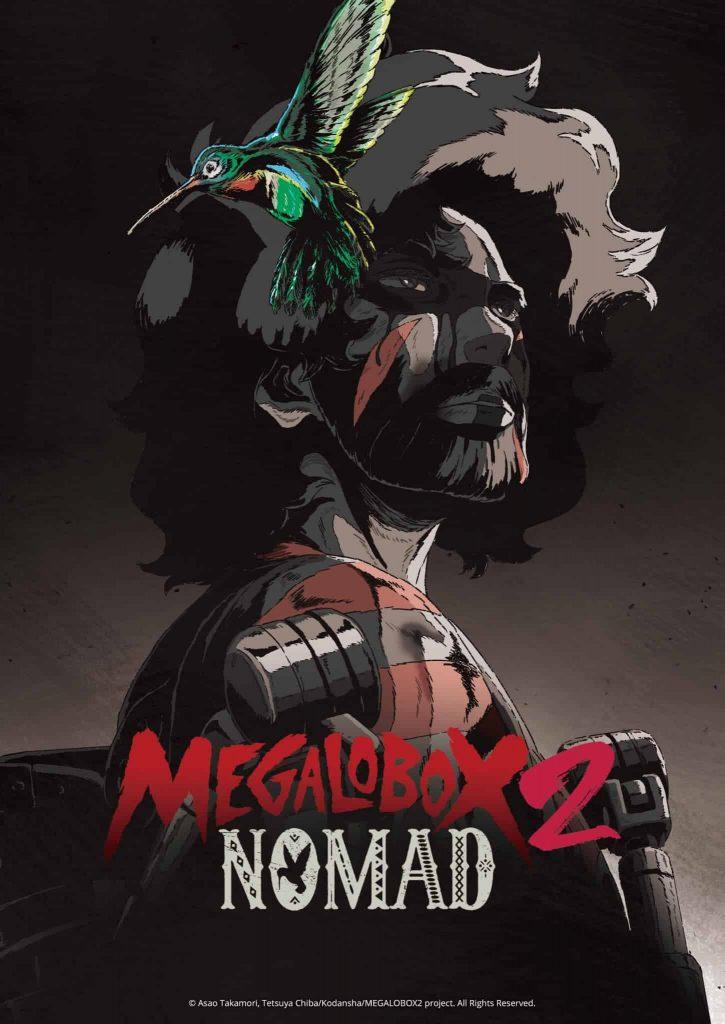 Megalobox 2 Nomad (2 sæson)
