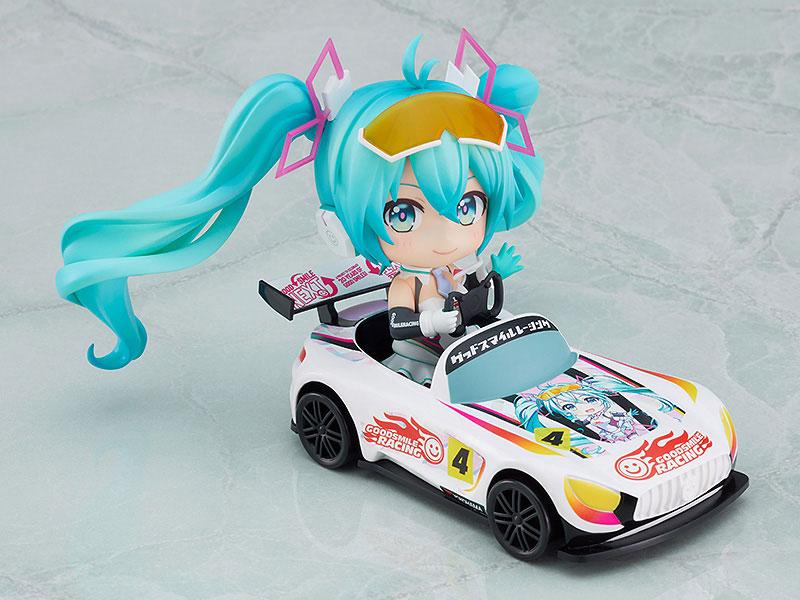 Nendoroid Hatsune Miku GT Project Racing Miku 2021 Ver.