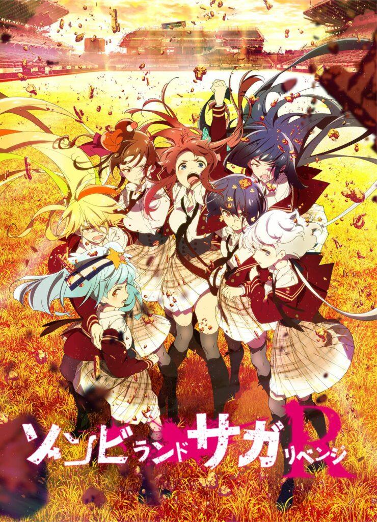 Zombie Land Saga Revenge anime info