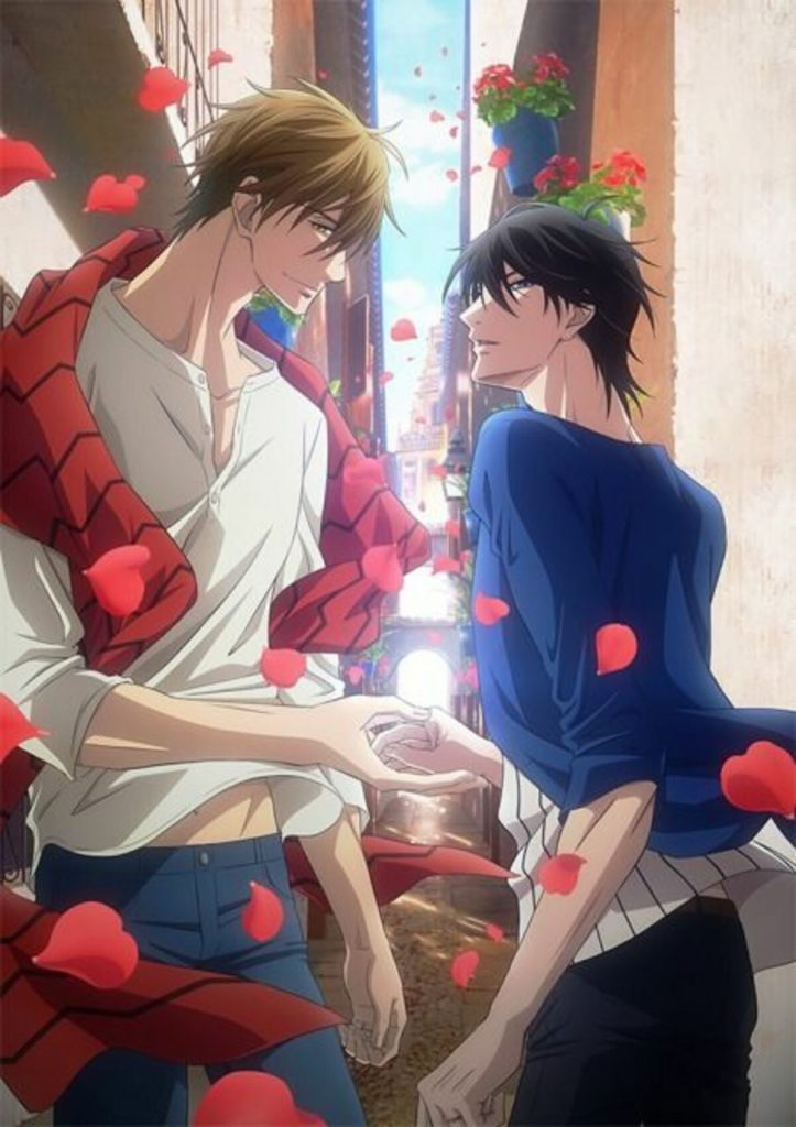 DAKAICHI mangaens Spanien historie laves til anime