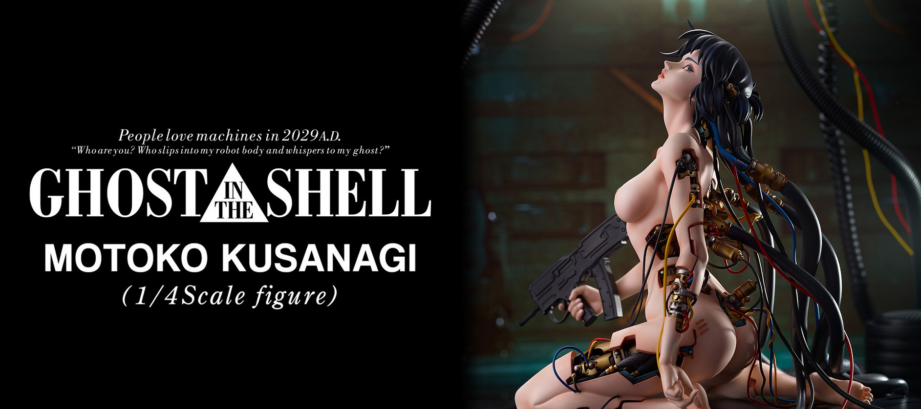 Figur nyheder 16 april 2021: Ghost in the Shell, Sailor Moon katte