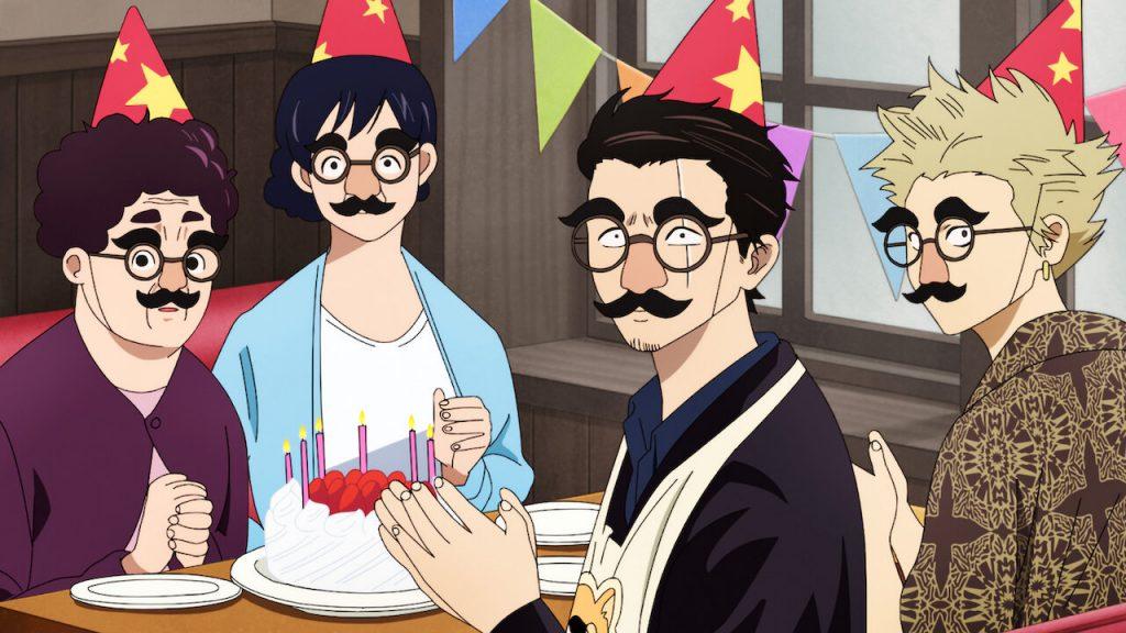 Way of the Househusband anime får anden sæson
