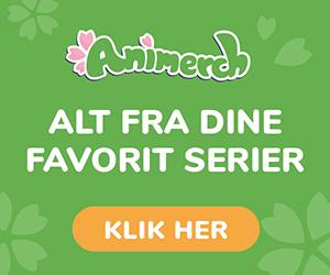 Animerch reklame maj 2021