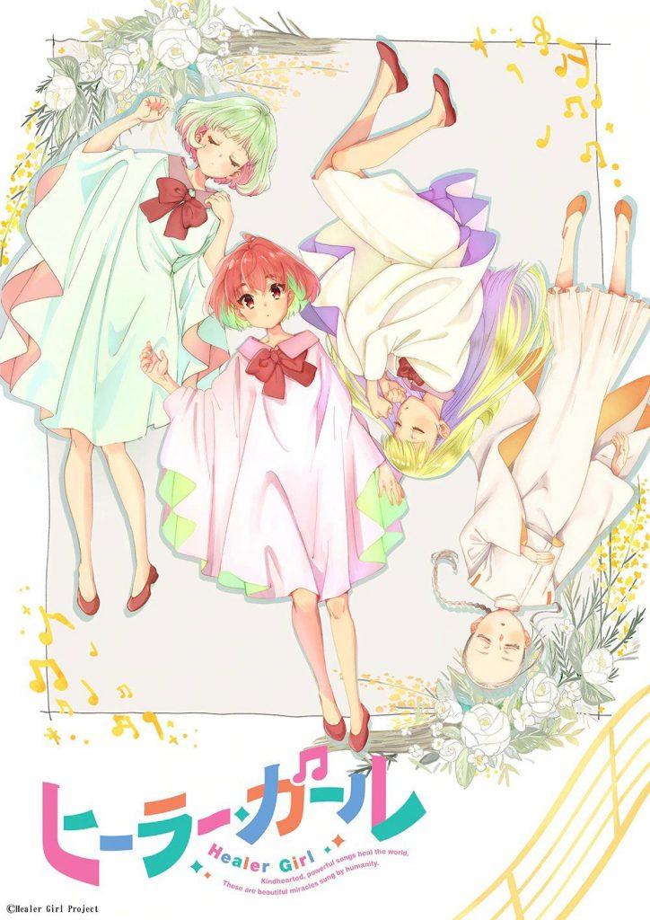 Healer Girl ny original TV anime fra Studio 3HZ