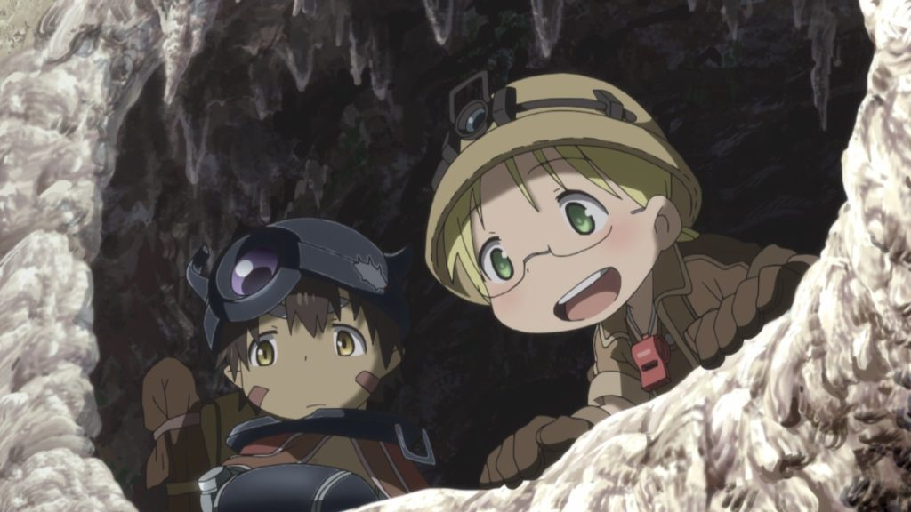 Anime nyheder 7 maj 2021: Battle Game in 5 Seconds, Human Collection Truck, Made in Abyss, Virtual Reality anime