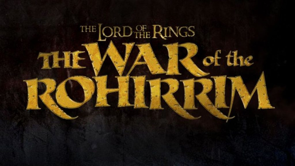 Lord of the Rings får anime film