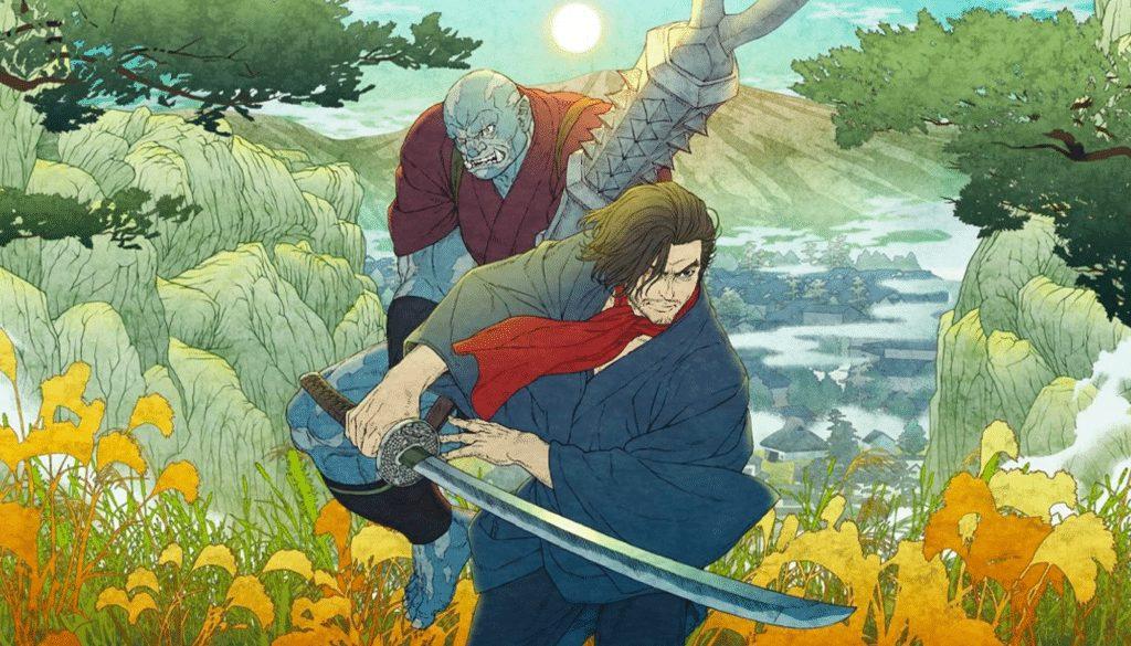 Bright: Samurai Soul anime-spinoff til Netflix filmen med Will Smith