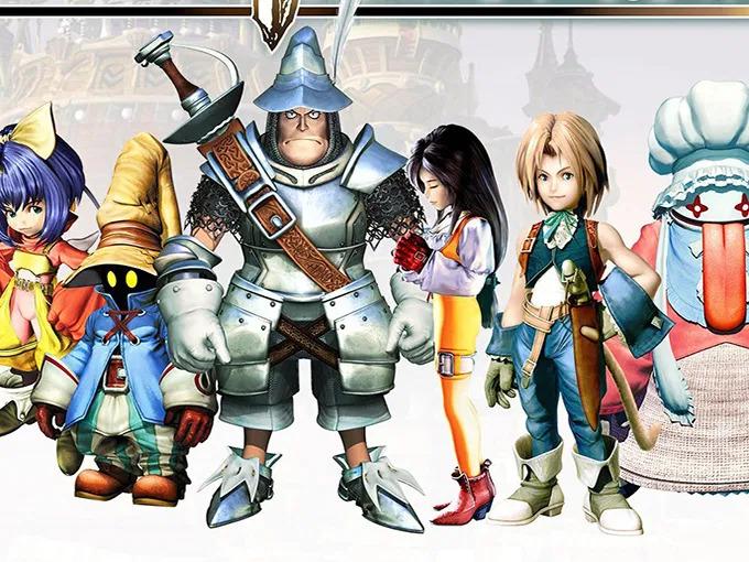 Final Fantasy IX spillet laves til animeret serie
