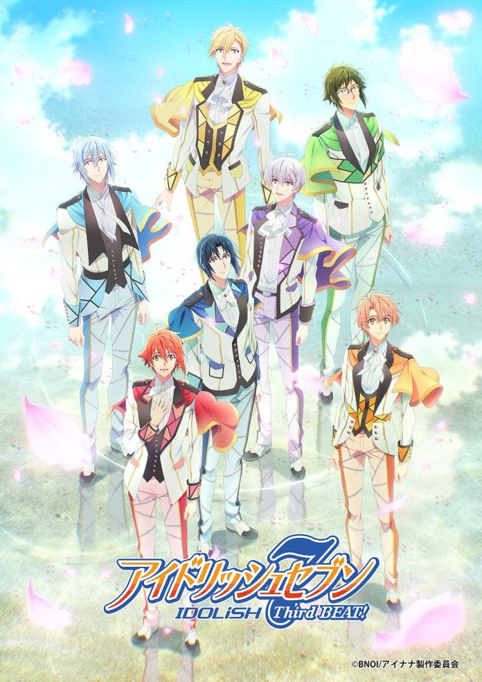 IDOLiSH7 anime sæson tre trailer