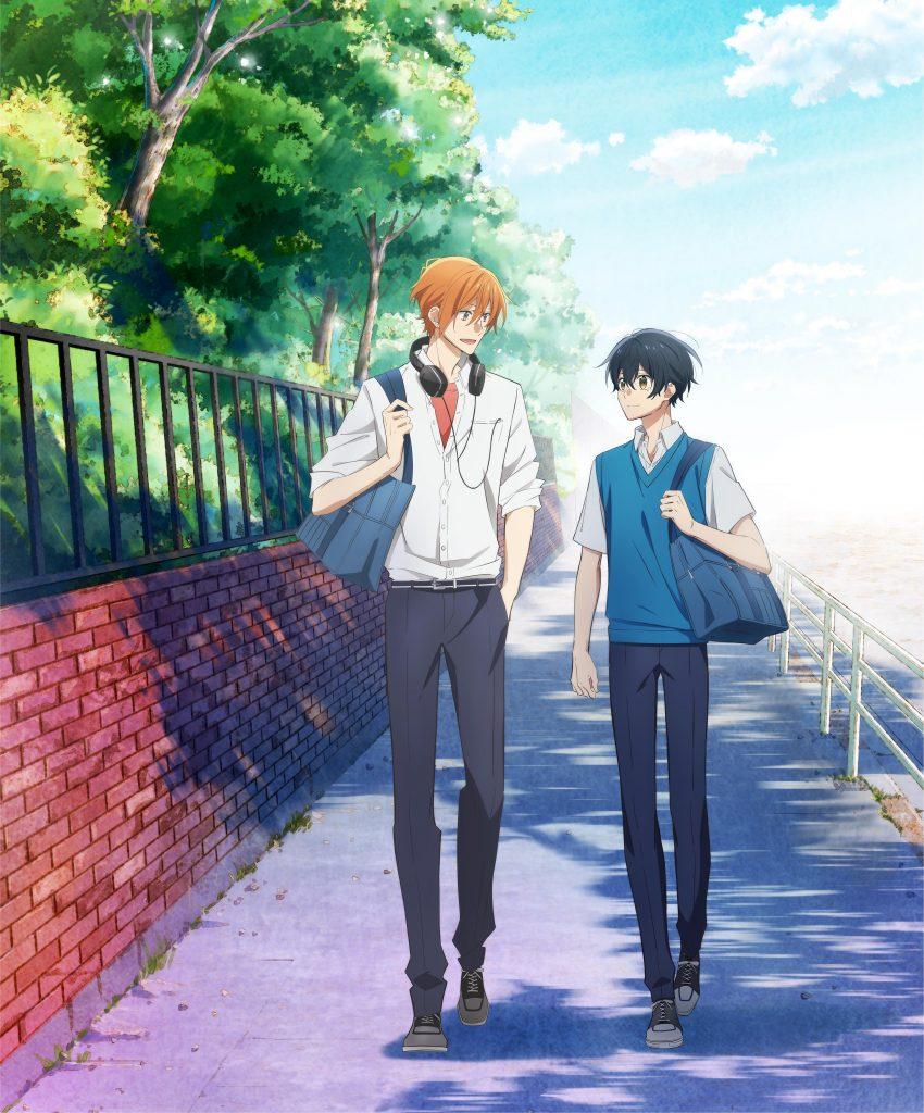 Sasaki and Miyano anime kommer i 2022