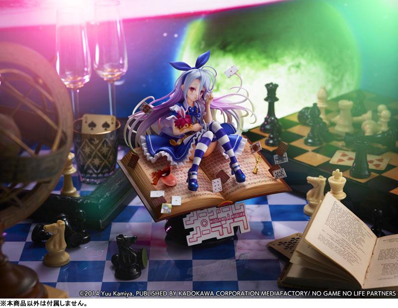 No Game No Life Shiro -Alice in Wonderland Ver.-