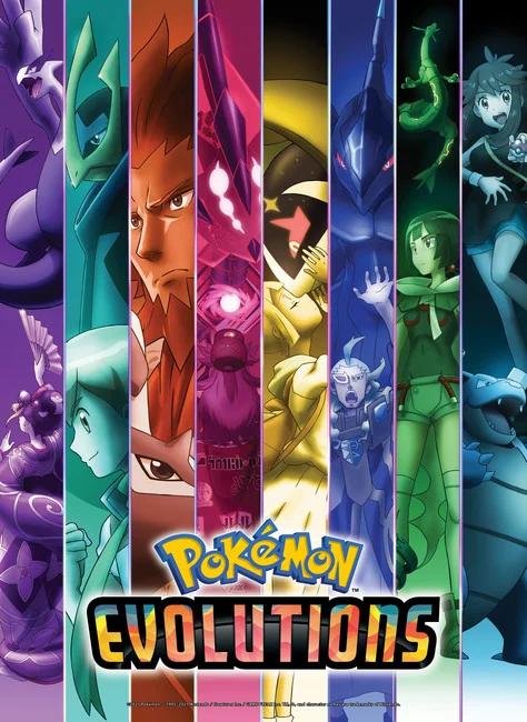 Pokémon får ny 8 afsnits net anime kaldet Pokémon Evolutions