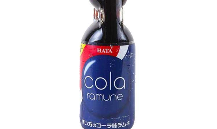 Ramune Blue Cola anmeldelse